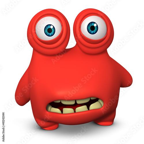 red monster - 40242044