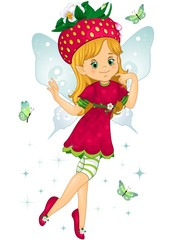 Fatina fragolina-Strawberry fairy