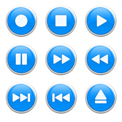 Audio / Video control buttons