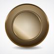 Blank Bronze Seal