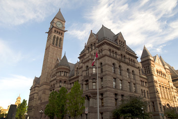 City Hall Toronto Canada
