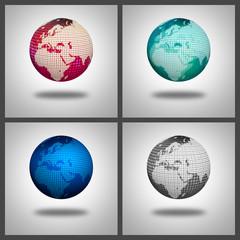 global - set