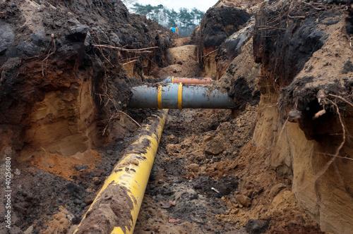 pvc pipes - 40256880