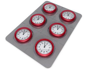 Uhren Tablette