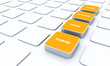 3D Pads Orange - Keywords Design Content Ranking 3