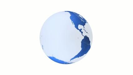 planete terre bleu