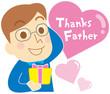 お父さんありがとう(父の日)