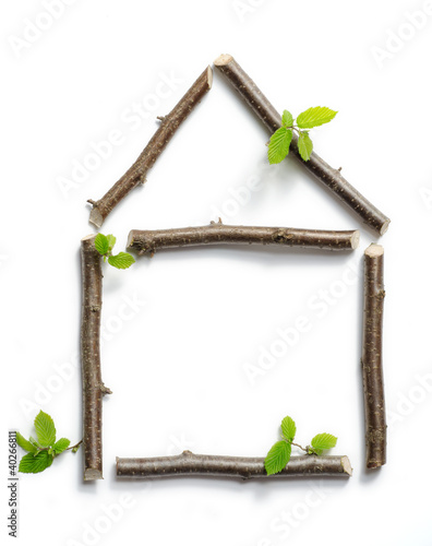 Ökologisches Bauen mit Holz