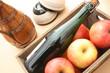Cidre bouché - Pommes à cidre - Pichet