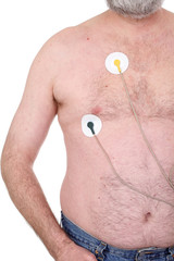 Electrocardiogram, Holter Monitor for heart activity