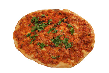 Turkish Pizza
