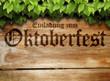 Oktoberfest - 40275684