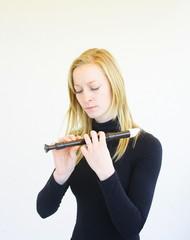 apprendre à jouer de la flûte