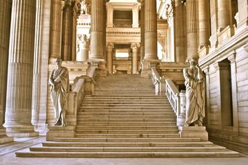 Bruxelles - Palazzo di Giustizia