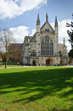 Winchester cathedral, UK - 40280281