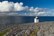 Burren Lighthouse in Co.Clare, Ireland
