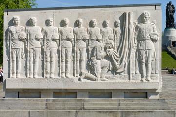 Soviet War Memorial (Treptower Park).
