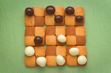 Sweet checkers