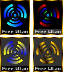 Free WLan 4x