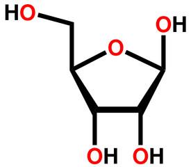 Ribose, a precursor to RNA