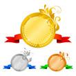 Medals set 5