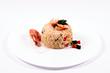 Постер, плакат: Seafood rice