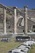 Pergamon ruins in Bergama