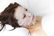 Princess MAIKO Benicio in Beauty Salon / Face Pack