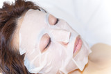 Princess MAIKO Benicio in Beauty Salon / Face Pack