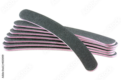 Flexible Emery board used in manicures, pedicures - Nail Files