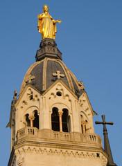 Dôme de la Basilique de Fourvière