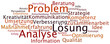 Tag Cloud Problem Analyse Lösung