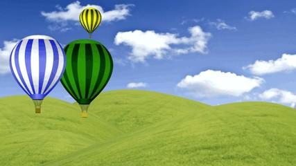 Abenteuer Ballonfahrt