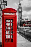 Fototapety Cabine Téléphone Londres