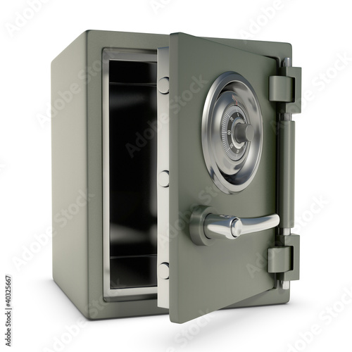 Small Safe Open