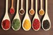 Obrazy drukowane na płótnie, fototapety, zdjęcia, fotoobrazy cyfrowe : Spices