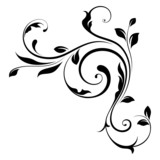 Design element (swirls)-4