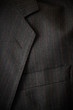Business suit detail