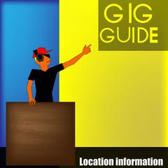 DJ Gig Guide Background