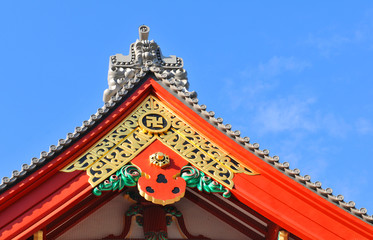 Japanese architectural detail