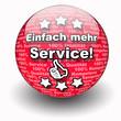 Einfach mehr Service