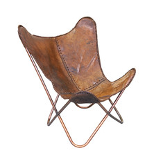 Leather relax chair