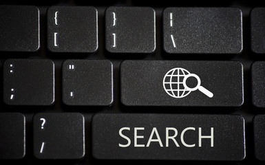 Web Search Keyboard