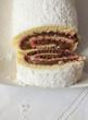 Pan di Spagna con crema di nocciole