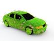 umweltschonendes Fahrzeug