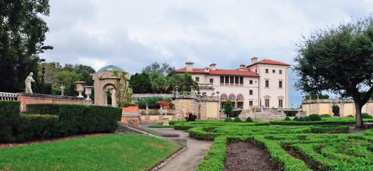 Miami Vizcaya museum