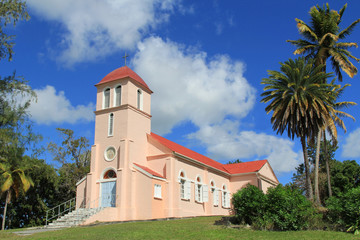Our Lady of Perpetual Help Church in Antigua Barbuda