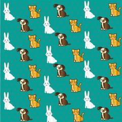 Pets pattern