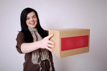 Paket erhalten
