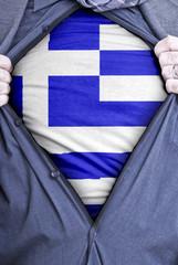 Greek Businessman
